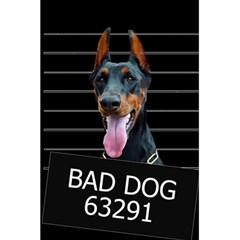 Bad Dog 5 5  X 8 5  Notebooks by Valentinaart