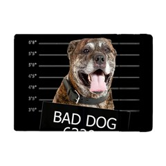 Bad Dog Apple Ipad Mini Flip Case by Valentinaart