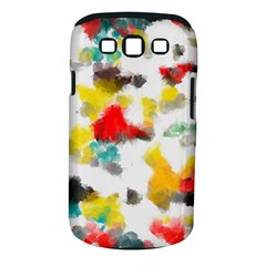 Colorful paint stokes     Samsung Galaxy S II i9100 Hardshell Case (PC+Silicone) by LalyLauraFLM