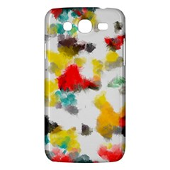 Colorful paint stokes     Samsung Galaxy Duos I8262 Hardshell Case by LalyLauraFLM