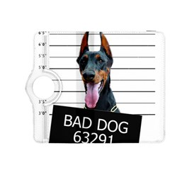 Bad Dog Kindle Fire Hdx 8 9  Flip 360 Case by Valentinaart