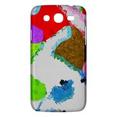 Painted shapes      Samsung Galaxy Duos I8262 Hardshell Case by LalyLauraFLM