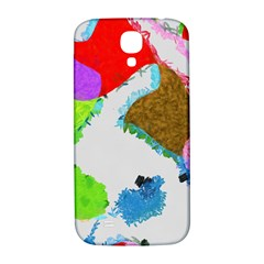 Painted shapes      Samsung Note 2 N7100 Hardshell Back Case by LalyLauraFLM