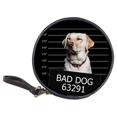 Bad Dog Classic 20 Cd Wallets by Valentinaart