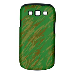 Brown green texture       Samsung Galaxy S II i9100 Hardshell Case (PC+Silicone) by LalyLauraFLM