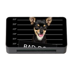 Bad Dog Memory Card Reader With Cf by Valentinaart