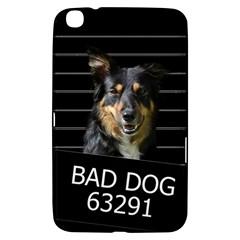 Bad Dog Samsung Galaxy Tab 3 (8 ) T3100 Hardshell Case  by Valentinaart