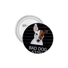 Bad Dog 1 75  Buttons by Valentinaart