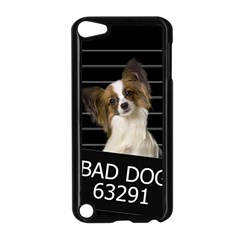 Bad Dog Apple Ipod Touch 5 Case (black) by Valentinaart