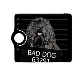 Bad Dog Kindle Fire Hdx 8 9  Flip 360 Case by Valentinaart