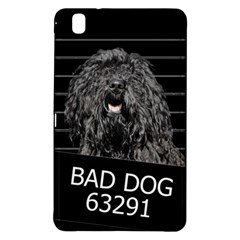 Bad Dog Samsung Galaxy Tab Pro 8 4 Hardshell Case by Valentinaart