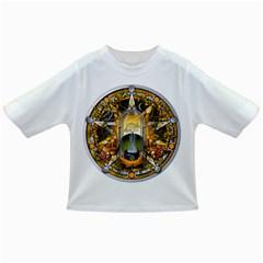 Samhain Sabbat Pentacle Infant/toddler T Shirts by NaumaddicArts