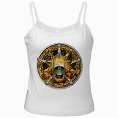 Samhain Sabbat Pentacle Ladies Camisoles by NaumaddicArts