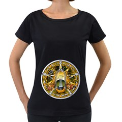 Samhain Sabbat Pentacle Women s Loose Fit T Shirt (black) by NaumaddicArts
