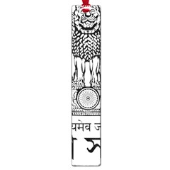 Seal Of Indian State Of Tripura Large Book Marks by abbeyz71