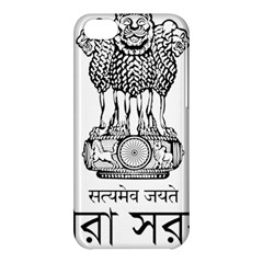 Seal Of Indian State Of Tripura Apple Iphone 5c Hardshell Case by abbeyz71