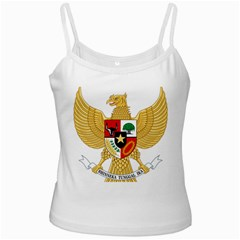 National Emblem Of Indonesia  Ladies Camisoles by abbeyz71