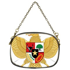 National Emblem Of Indonesia  Chain Purses (two Sides)  by abbeyz71