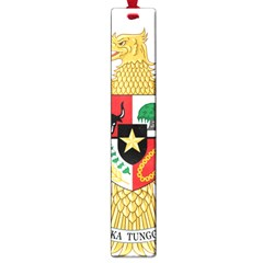 National Emblem Of Indonesia  Large Book Marks by abbeyz71