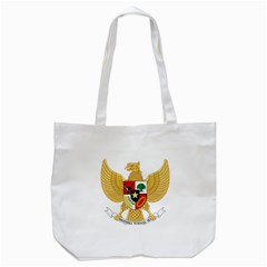 National Emblem Of Indonesia  Tote Bag (white) by abbeyz71