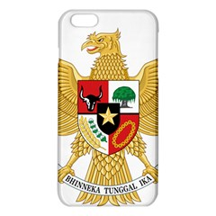 National Emblem Of Indonesia  Iphone 6 Plus/6s Plus Tpu Case by abbeyz71