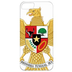 National Emblem Of Indonesia  Apple Iphone 5 Classic Hardshell Case by abbeyz71