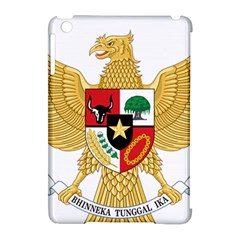 National Emblem Of Indonesia  Apple Ipad Mini Hardshell Case (compatible With Smart Cover) by abbeyz71