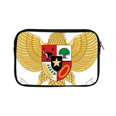 National Emblem Of Indonesia  Apple Ipad Mini Zipper Cases by abbeyz71
