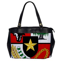 Shield Of National Emblem Of Indonesia Office Handbags by abbeyz71