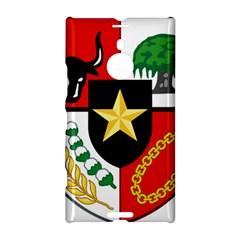 Shield Of National Emblem Of Indonesia Nokia Lumia 1520 by abbeyz71