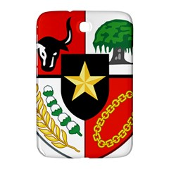 Shield Of National Emblem Of Indonesia  Samsung Galaxy Note 8 0 N5100 Hardshell Case  by abbeyz71
