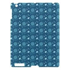 Seamless Floral Background  Apple Ipad 3/4 Hardshell Case by TastefulDesigns