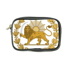 Lion & Sun Emblem Of Persia (iran) Coin Purse by abbeyz71