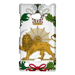 Imperial Coat Of Arms Of Persia (iran), 1907 1925 Nokia Lumia 720 by abbeyz71