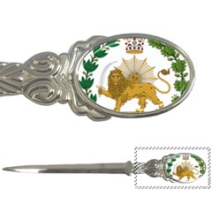 Imperial Coat Of Arms Of Persia (iran), 1907 1925 Letter Openers by abbeyz71