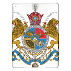 Sovereign Coat Of Arms Of Iran (order Of Pahlavi), 1932 1979 Ipad Air Hardshell Cases by abbeyz71