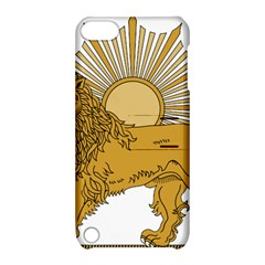 National Emblem Of Iran, Provisional Government Of Iran, 1979 1980 Apple Ipod Touch 5 Hardshell Case With Stand by abbeyz71