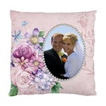 Wishes and Kisses - Standard Cushion Case (Two Sides)