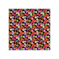 Colorful Yummy Donuts Pattern Acrylic Tangram Puzzle (4  X 4 ) by EDDArt