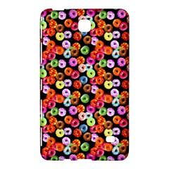 Colorful Yummy Donuts Pattern Samsung Galaxy Tab 4 (8 ) Hardshell Case  by EDDArt