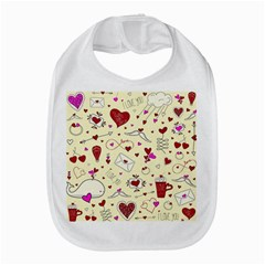 Valentinstag Love Hearts Pattern Red Yellow Amazon Fire Phone by EDDArt