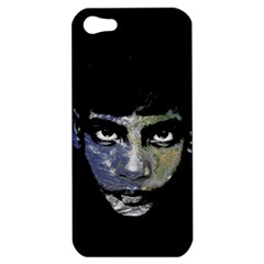 Wild Child  Apple Iphone 5 Hardshell Case by Valentinaart