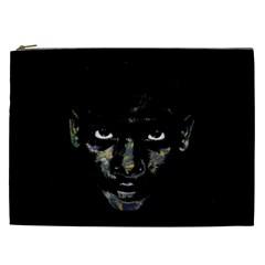 Wild Child  Cosmetic Bag (xxl)  by Valentinaart