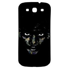 Wild Child  Samsung Galaxy S3 S Iii Classic Hardshell Back Case by Valentinaart