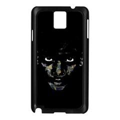 Wild Child  Samsung Galaxy Note 3 N9005 Case (black) by Valentinaart