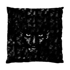 Wild Child  Standard Cushion Case (one Side) by Valentinaart