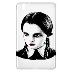 Wednesday Addams Samsung Galaxy Tab Pro 8 4 Hardshell Case by Valentinaart