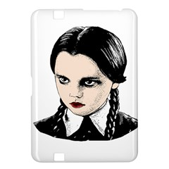 Wednesday Addams Kindle Fire Hd 8 9  by Valentinaart