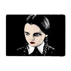 Wednesday Addams Apple Ipad Mini Flip Case by Valentinaart