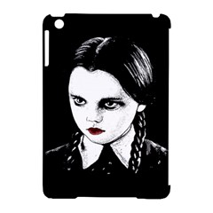 Wednesday Addams Apple Ipad Mini Hardshell Case (compatible With Smart Cover) by Valentinaart